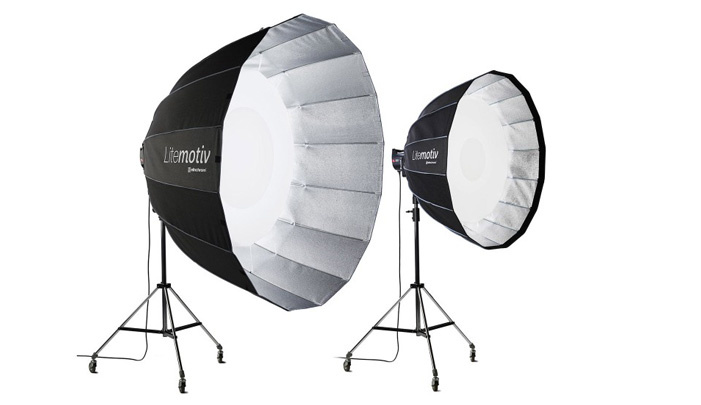 Een Eigen Fotostudio - Elinchrom Lightshapers