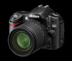 Welke Camera en Lens moet ik kopen? Nikon D80