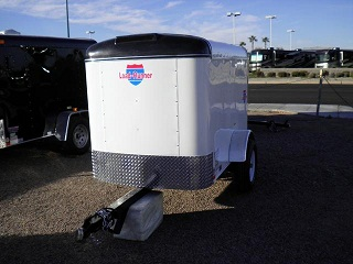 enclosed trailers    Trailers Plus