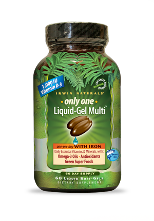 high-quality multi-vitamin   Irwin Naturals