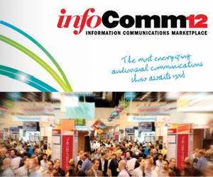 infoComm12      CCS Presentation Systems