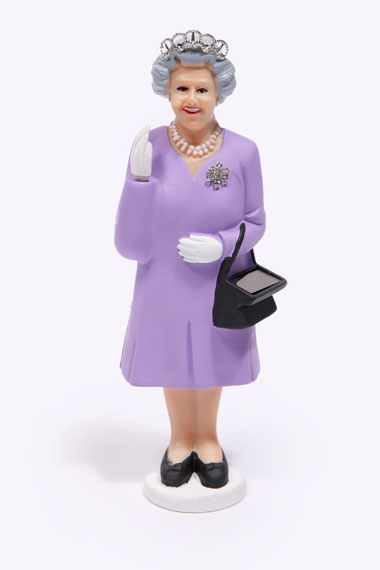 Waving Queen