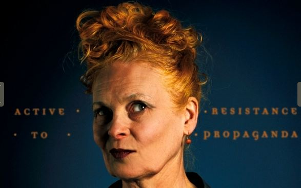 Vivienne Westwood at Decorex