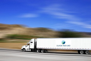 intermodal trucking company    Calhoun Truck Lines