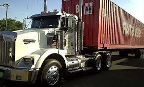 intermodal trucking   Calhoun Truck Lines