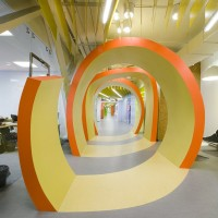 Yandex Interior Office