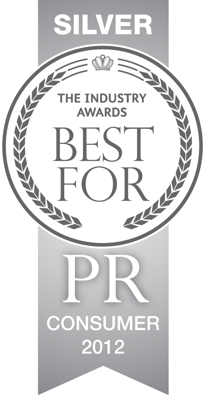 Best For PR Awards Consumer