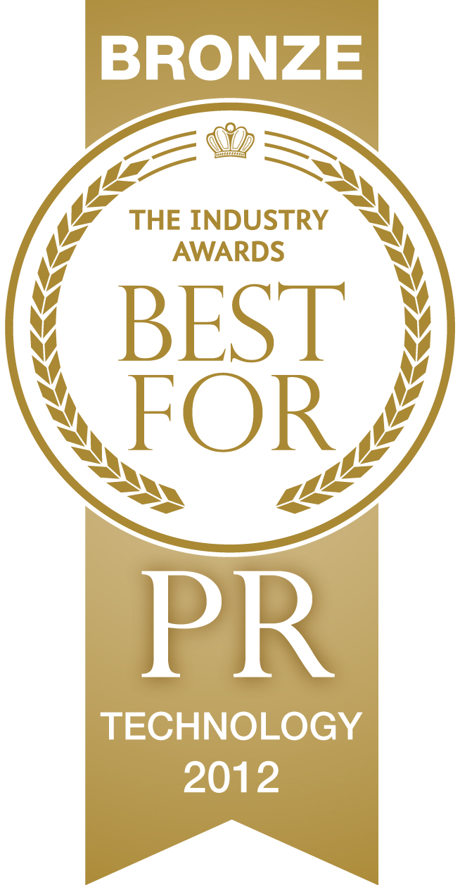Best for PR Award Technology