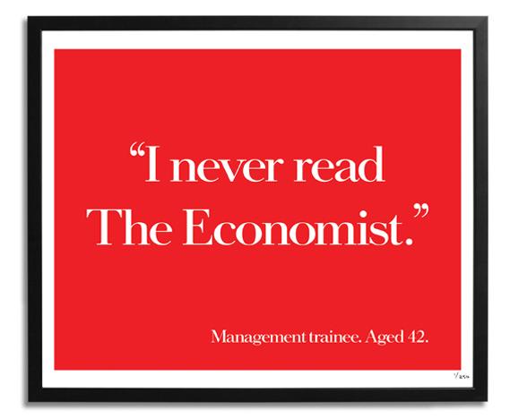 Economist Ads