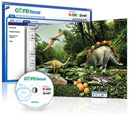 CoreFocus     CCS Presentation Systems