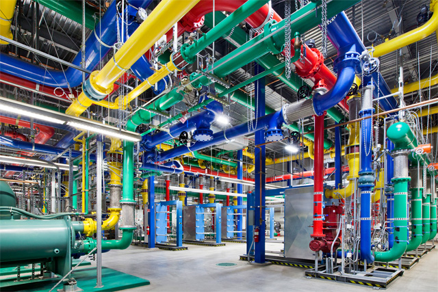 Google Interior