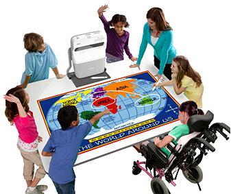 classroom projector  CCS Presentation Systems