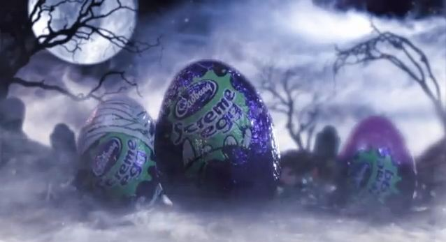Cadbury Scream Egg