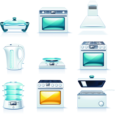household appliances        Appliance Parts
