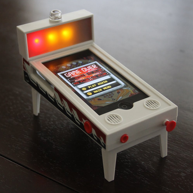 Pinball magic gadget