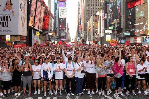 Revlon Run/Walk New York is Tomorrow!   EIF Revlon Run/Walk for ...