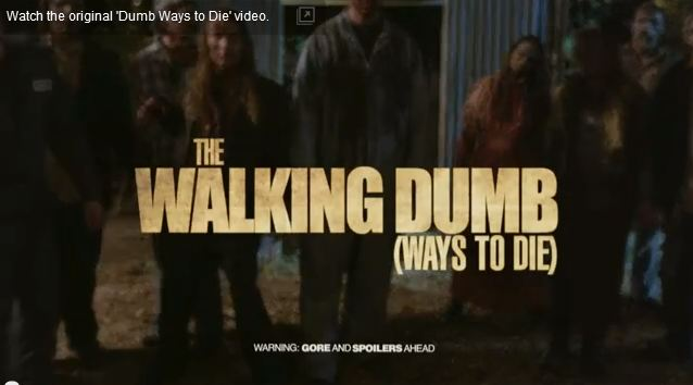 The Walking Dumb