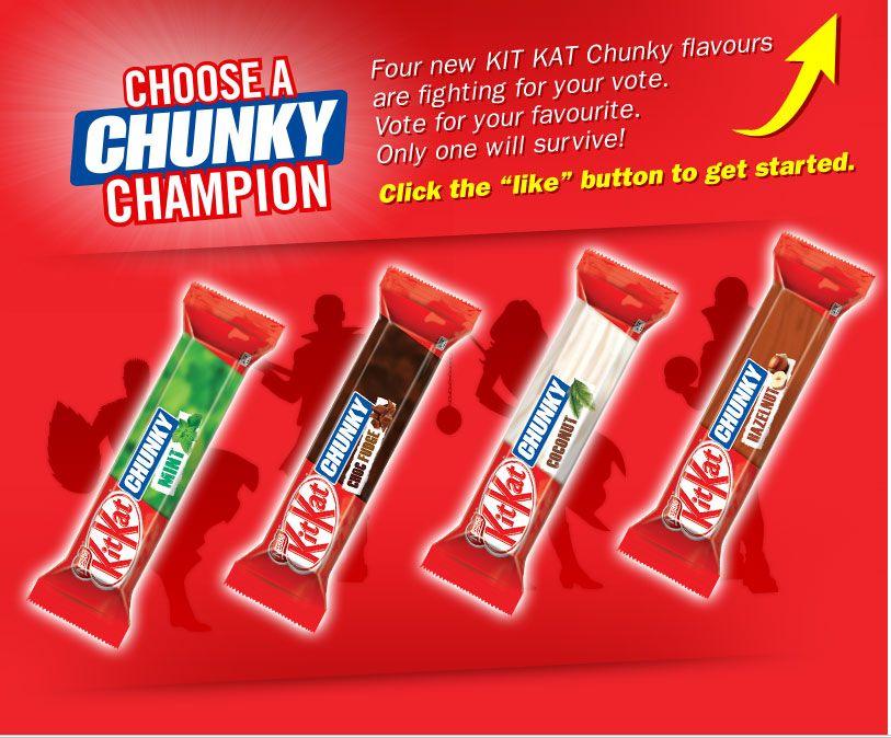 Kit Kat App