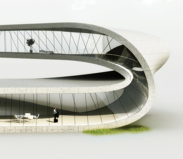 3D Building 4