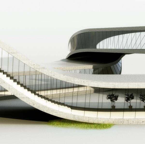 3D building 3