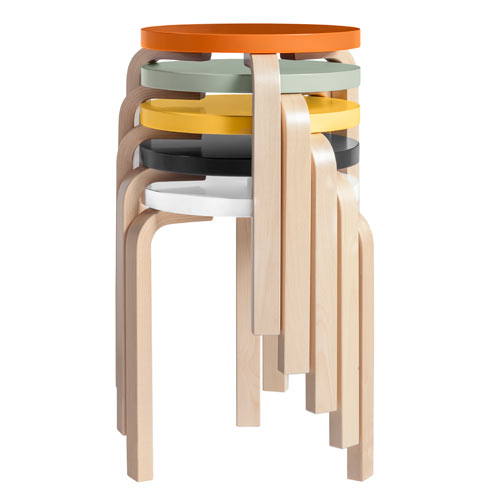 Stool 60 Stacked