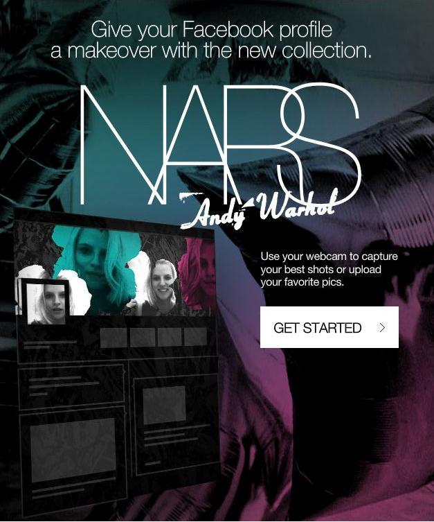 Nars Warhol App