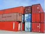 intermodal cargo, Calhoun Truck Lines