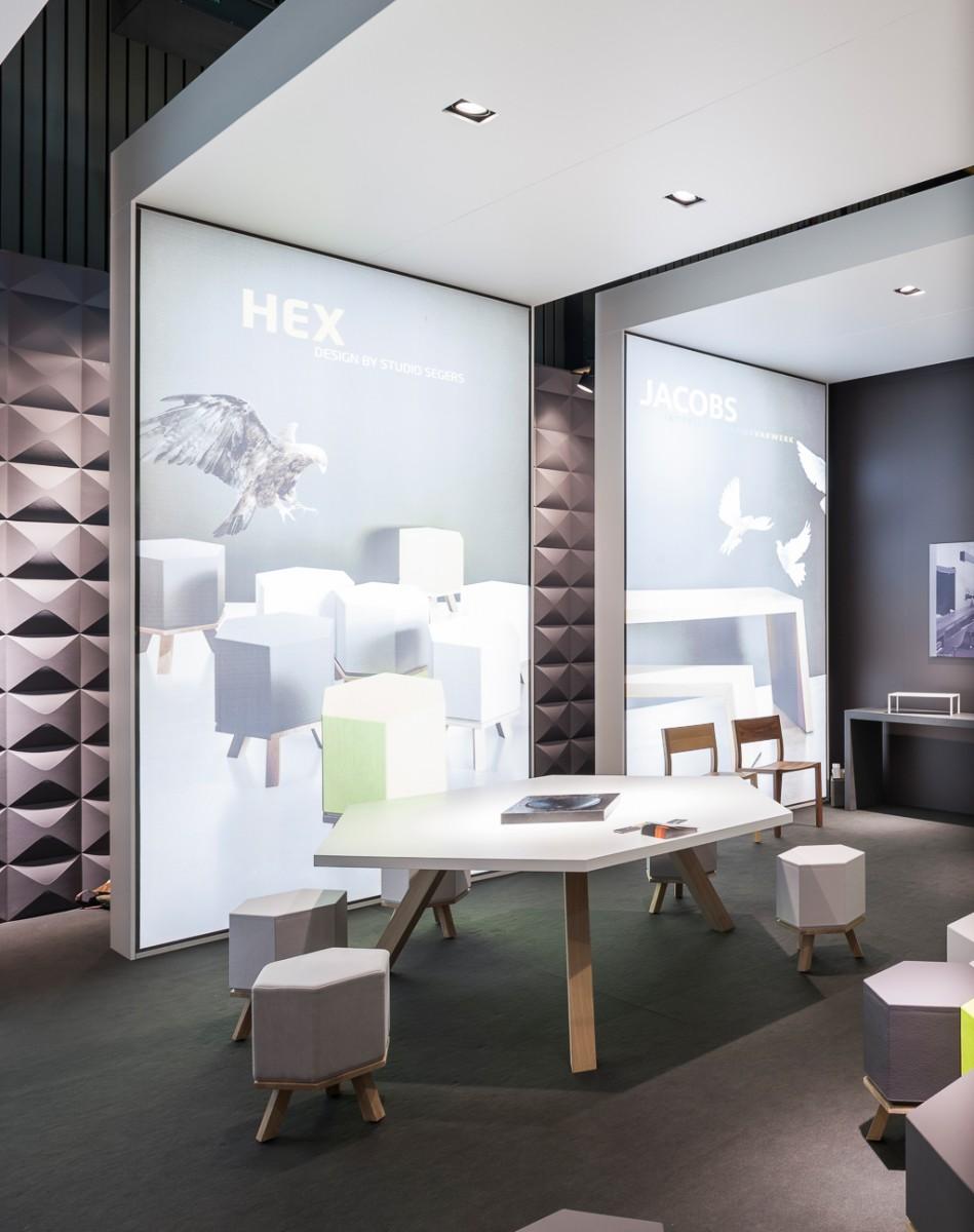 Hex stool