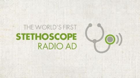 Stethoscope ad