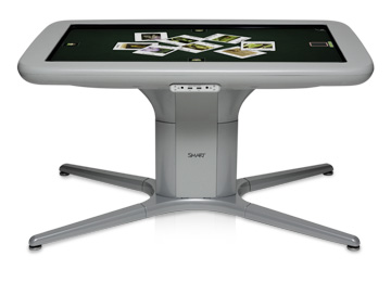 SMART Table   CCS Presentation Systems