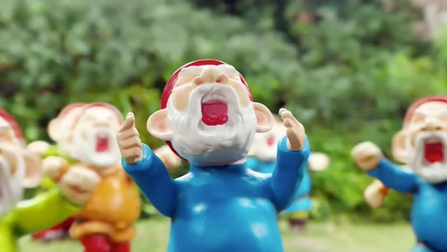 Ikea Gnomes