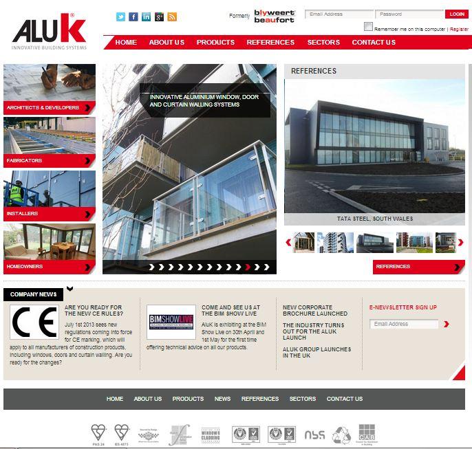 AluK Web Sits