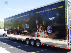 mobile learning classroom  CCS Presentation Systems