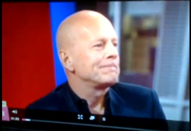 Bruce Willis Interview