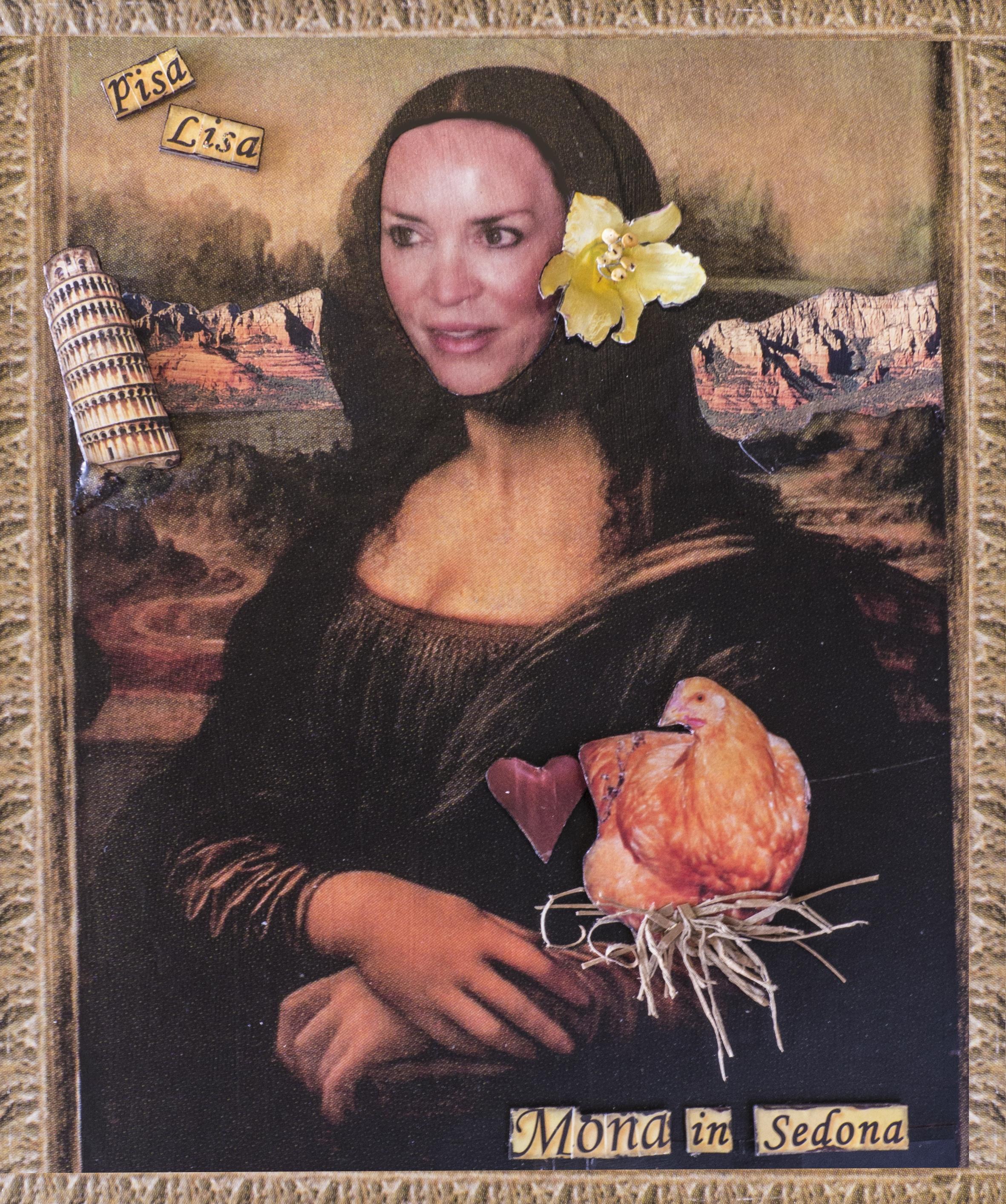 Mona Sedona, Pisa Lisa