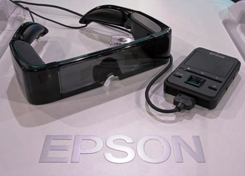 Epson Moverio Glasses   CCS Presentation Systems