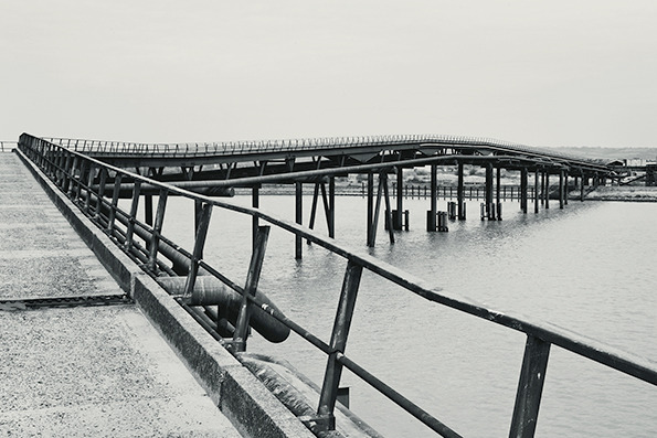 Occidental Oil Refinery Jetty