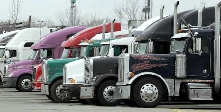 trucking company, Calhoun Truck Lines