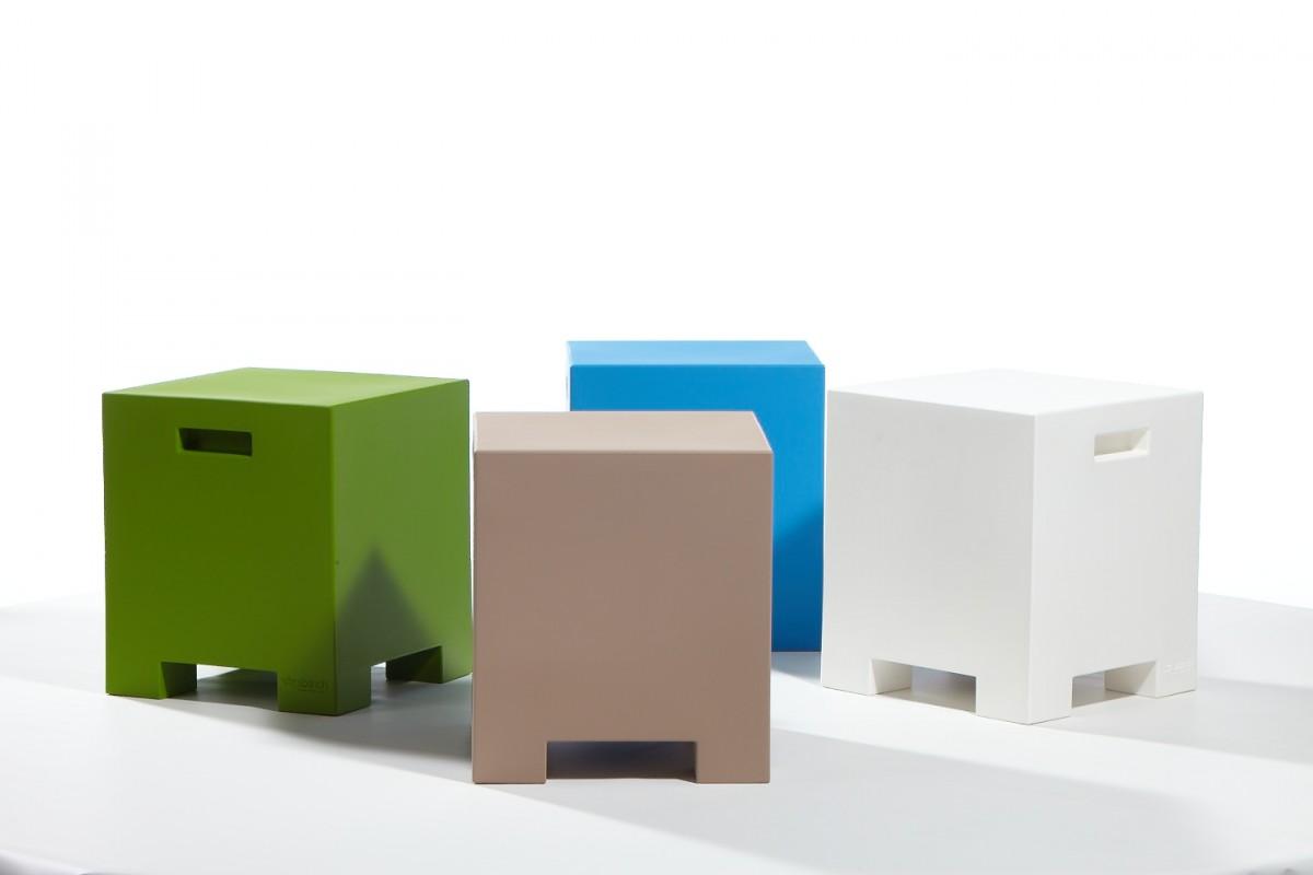 Blocky stool
