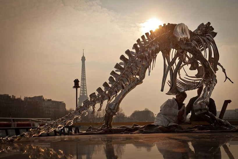 T-Rex in Paris