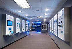 Crestron center  CCS Presentation Systems