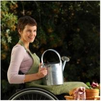 adaptive gardening Symbius Medical