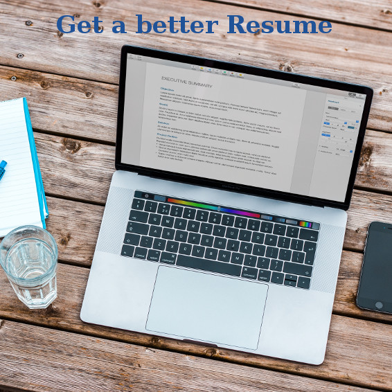 Kick start your career with a better Resume from Resumes