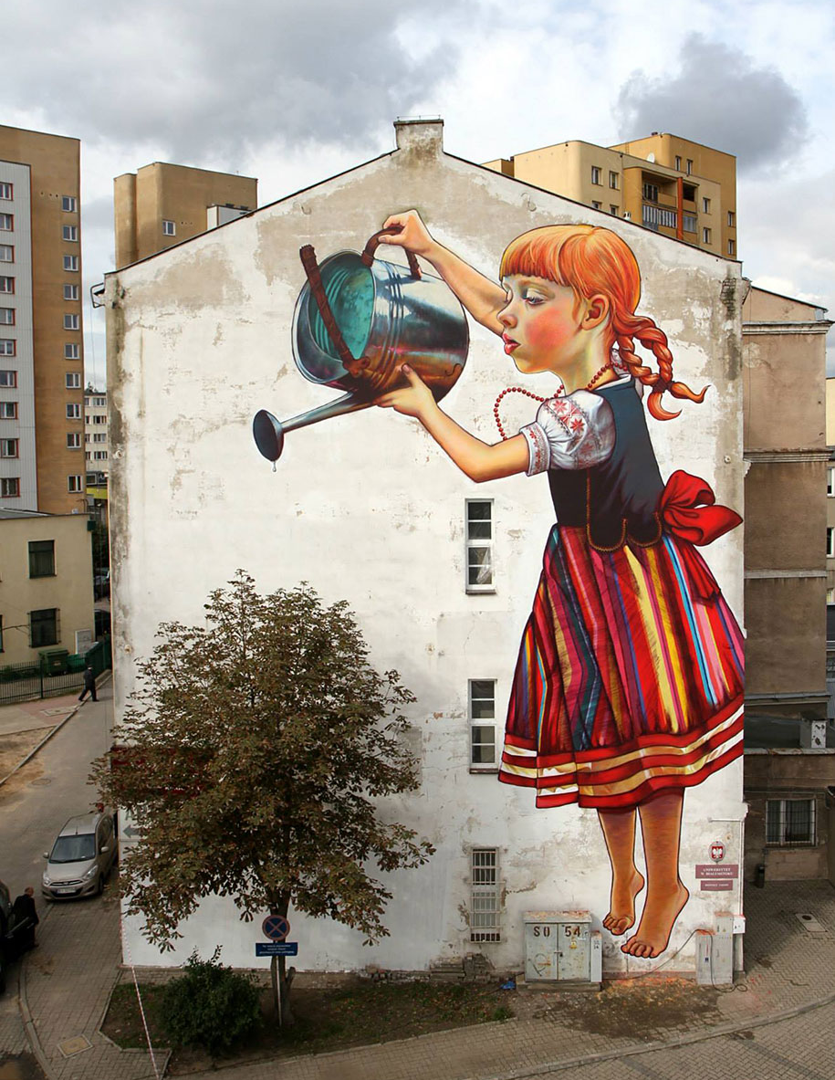 Playful Street Art