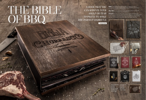 The Bible of BBQ
