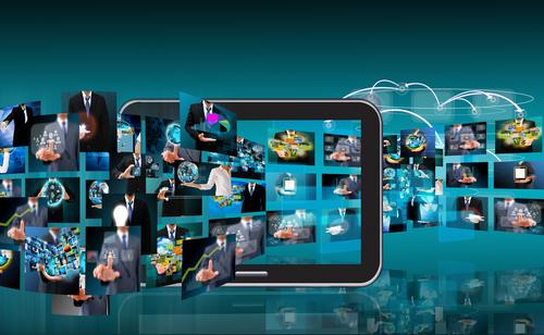 Social media television habits