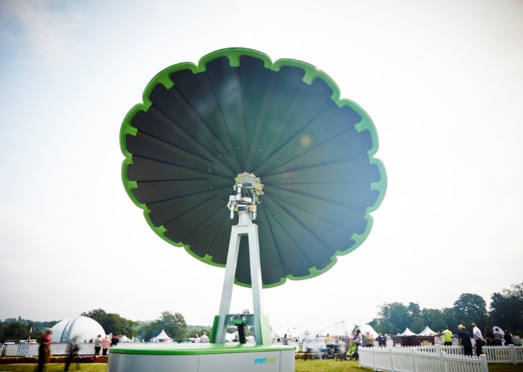 Ecolution smartflower