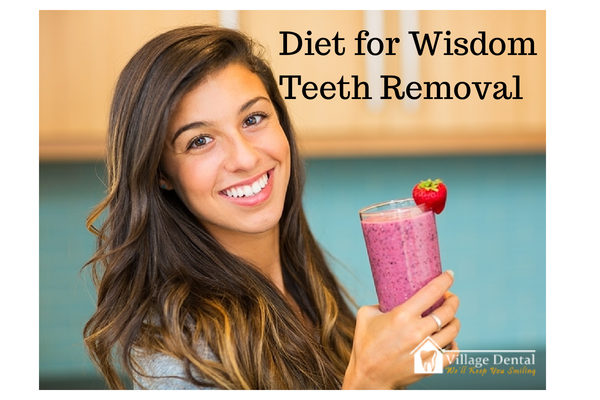 Any Type Of Surgical Procedure On Your Mouth Calls For A Temporary Diet Change Not Only Comfort But To Ensure That Everything Heals Properly