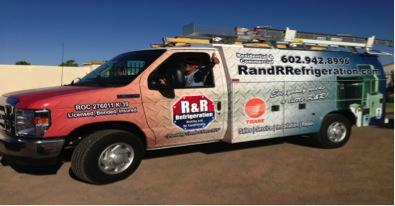 HVAC Service  R&R Refrigeration