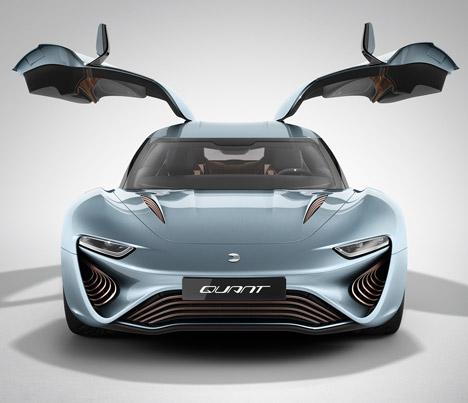 Saltwater-powered car